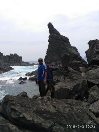 Obyek Wisata Pantai Rajaan
